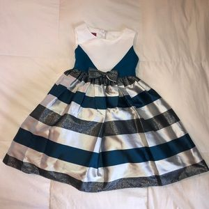 Princess Faith - Little Girl Formal Dress